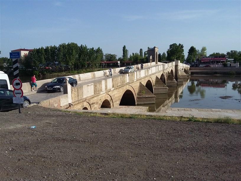 Edirne Tunca Köprüsü