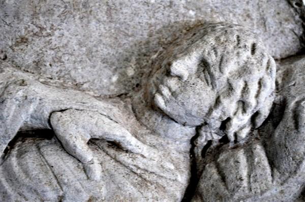 Truva Hektor heykeli