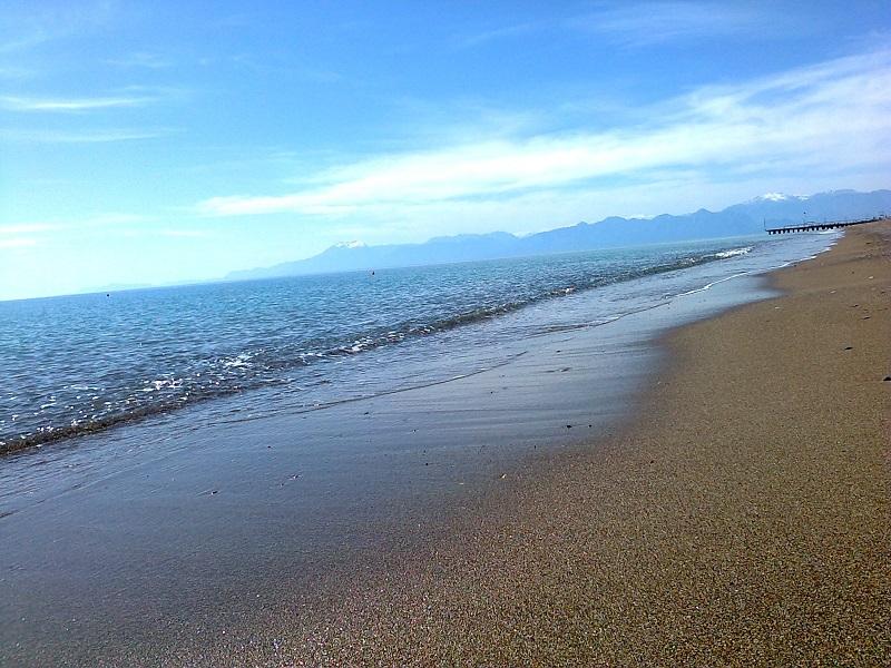 Belek deniz