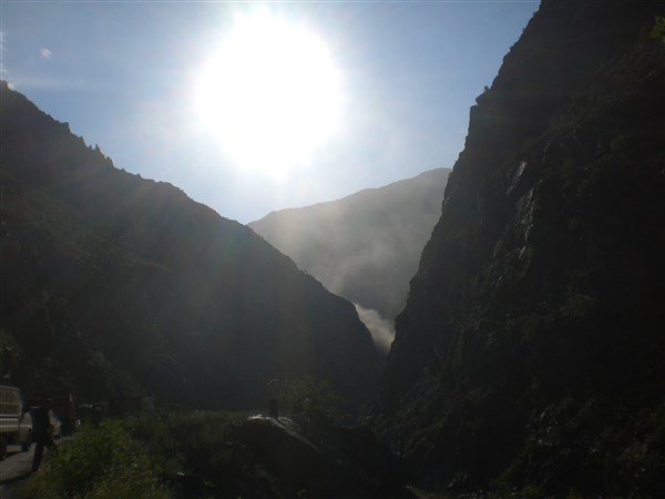 deriner barajı