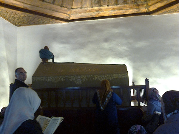 Ali Semerkandi türbesi