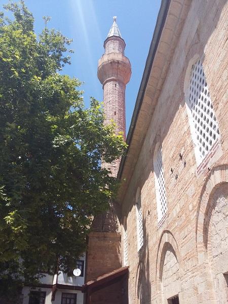 alaaddin cami beypazarı