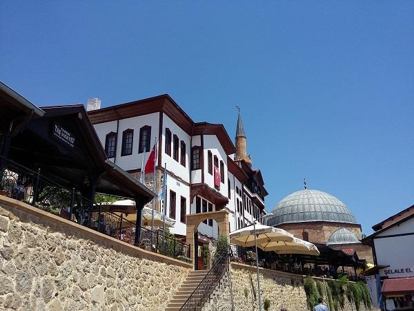 Beypazarı Kurşunlu Camii