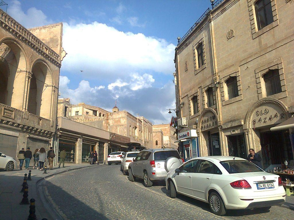 Eski Mardin ana cadde
