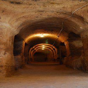 Gaziemir yeraltı şehri