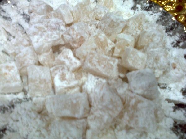 yoğurtlu lokum silifke
