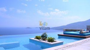 Tatil İçin En Uygun Villalar