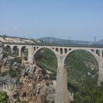 Adana Karaisalı gezilecek yerler, Yerköprü, Varda Köprüsü, Kapıkaya Kanyonu