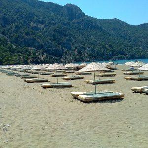 İztuzu plajı hakkında bilgi