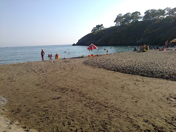Fethiye karaot plajı