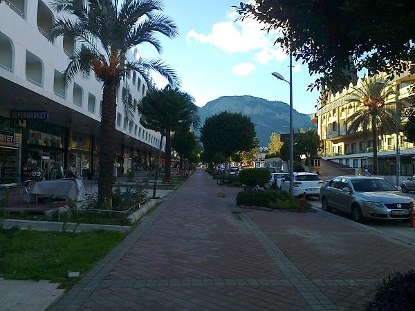 Göynük sokakları
