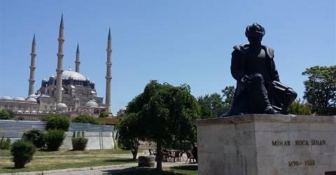 Edirnede Gezilecek Tarihi Yerler