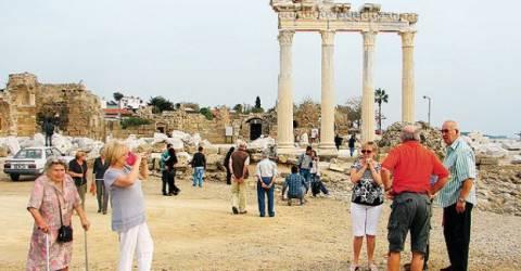 Antalya'ya Yurt İçi Uçuşları ile Gitmek