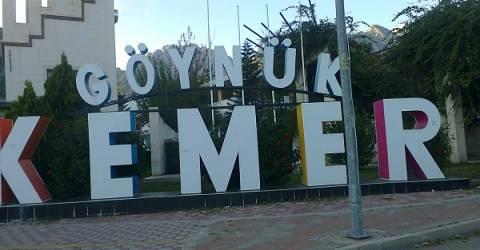 Antalya Göynük nereye bağlı