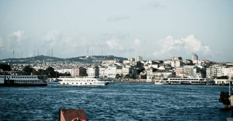 Kadıköy'de araç kiralama ile gezi