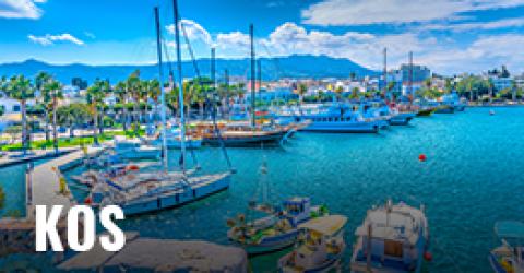 Bodrum'un Yunan Kardeşi Kos Adası