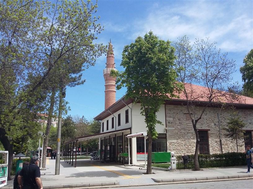 Eskişehir Alaaddin Camii