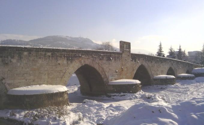 Tokat Hıdırlık Köprüsü