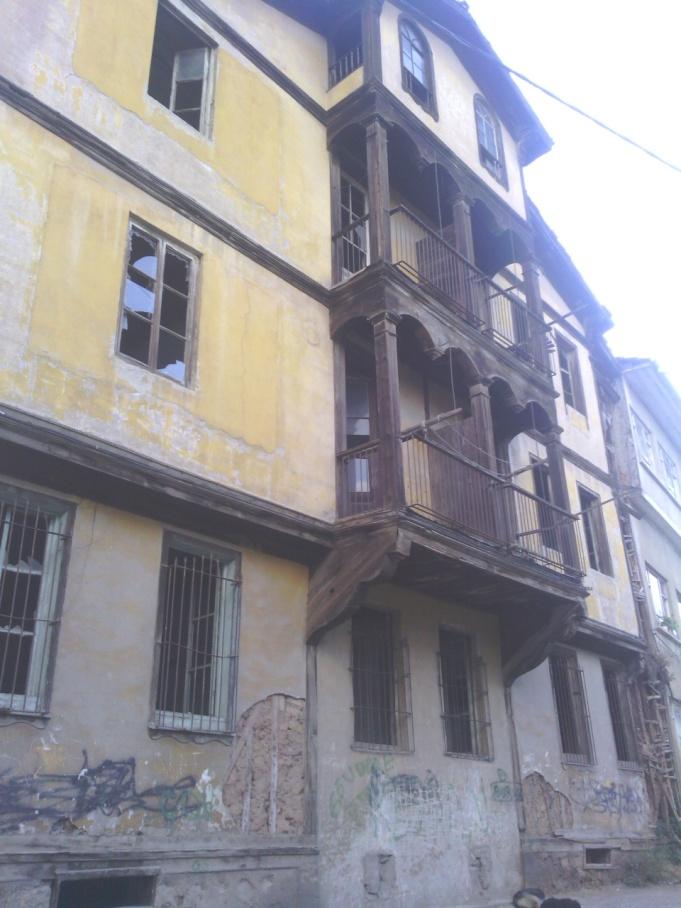 Kastamonu tarihi evleri