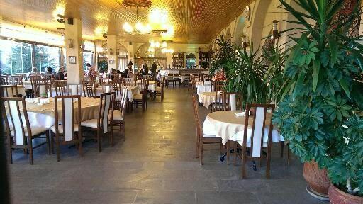 Uçhisar restoran
