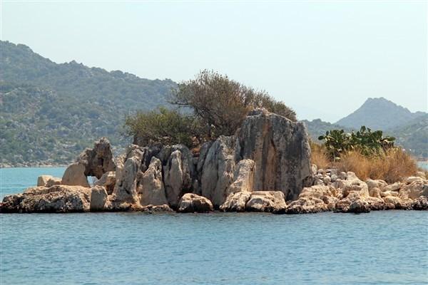 Antalyanın saklı cenneti Adrasan