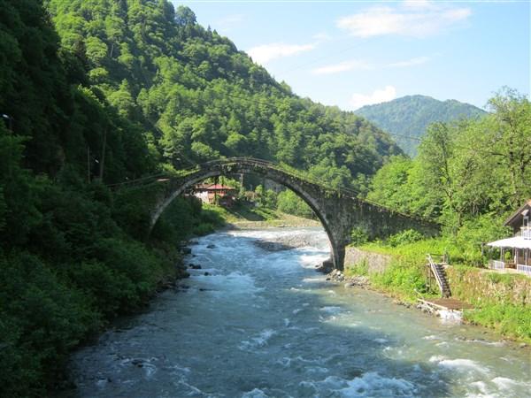 Ayder Yaylası Köprü