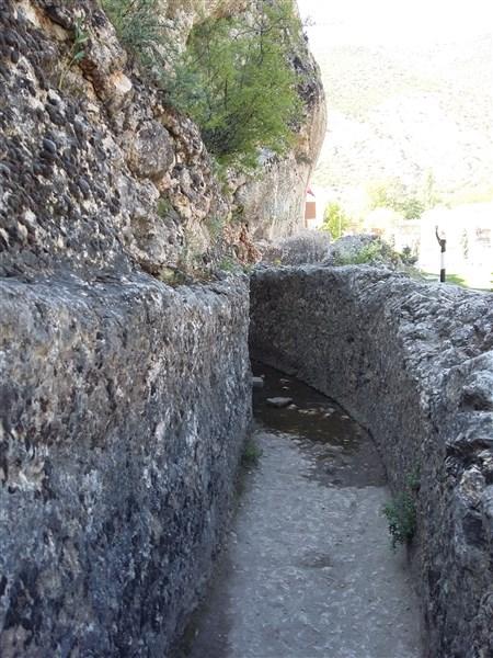 antik su kanalı