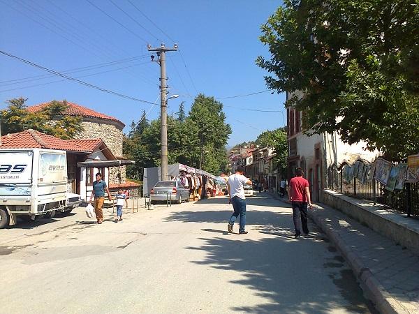 Mudurnu sokakları