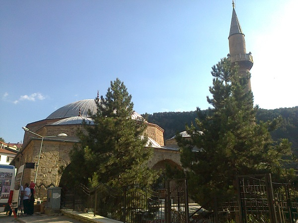 Yıldırım Beyazıt Camii