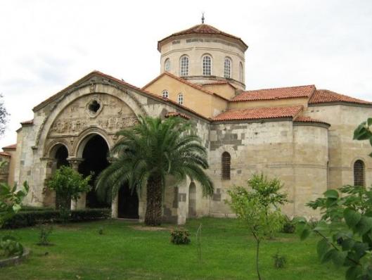Trabzonda da Ayasofya Müzesi var