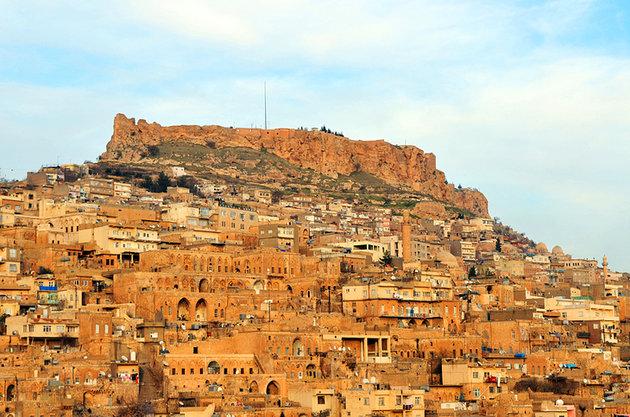 Mardin tarihi yerler