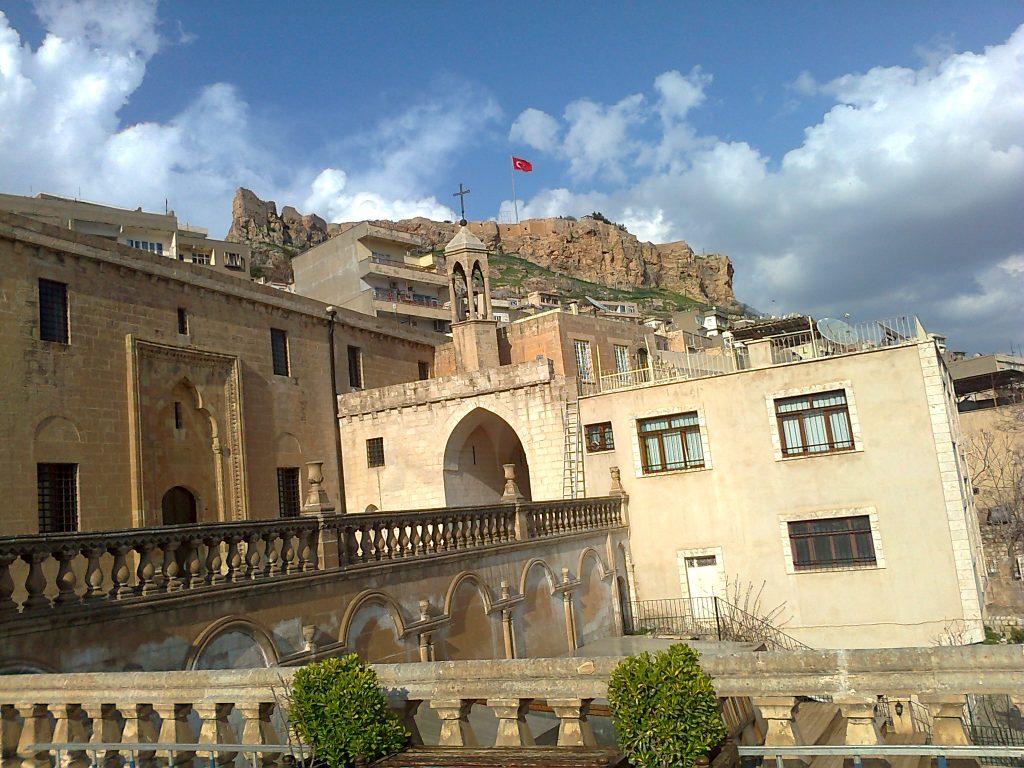Mardin müzesi ve kale