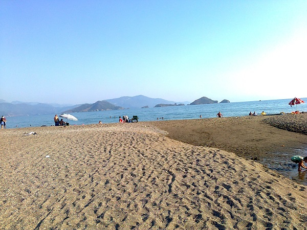 karaot plajı nerede