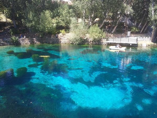 Gürpınar gölü