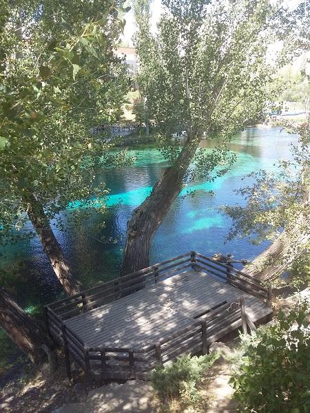 Sivas gökpınar gölü