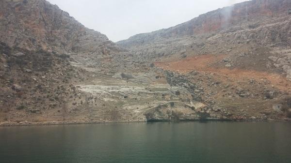 Birecik barajı
