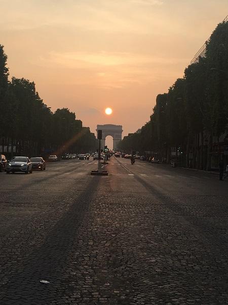Şanzelize Paris
