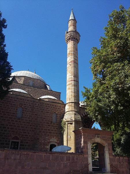 Manisa Sultan Camii