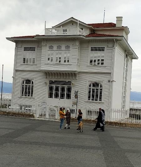 Mudanya Mütareke evi